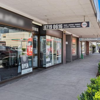 Five Dock office and retail space