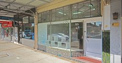 North Strathfield retail or office space
