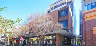 Ashfield brand new retail space