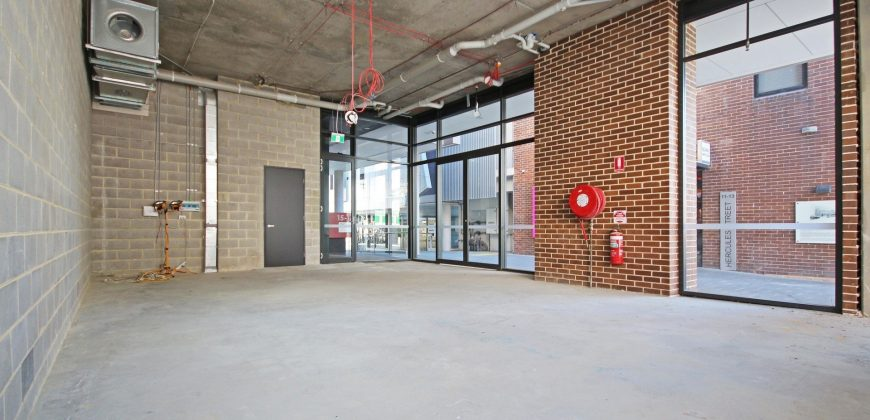 Ashfield brand new retail space