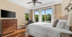 Oozing character and charm, this lovely Queenslander with moulded